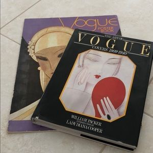Vogue Covers ( Book) and Vogue Poster Book